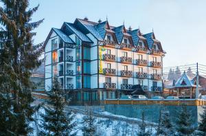 Hotel Pid Strihoju - Bukovel