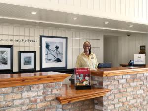 Hampton Inn & Suites Myrtle Beach Oceanfront, Hotely  Myrtle Beach - big - 35
