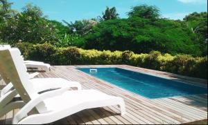 Oasis Pool Villa Fiji - Beachcomber Island