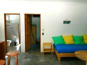 Shakti, Apartmány  Pláž Santa Teresa - big - 15