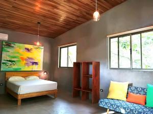 Shakti, Apartmány  Pláž Santa Teresa - big - 7
