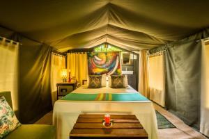 Mahoora Tented Safari Camp All-Inclusive - Udawalawe, Кемпинги  Удавалаве - big - 1