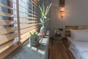 Zen Tea House Seven Stars Park, Bed & Breakfast  Guilin - big - 100