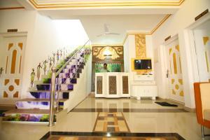 White Gold Palace, Magánszobák  Szultán Bathery - big - 21