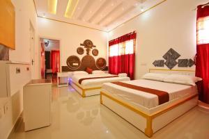 White Gold Palace, Magánszobák  Szultán Bathery - big - 20