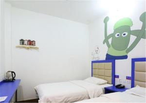 Haoyang Goodnight Hotel (Beijing Tian'anmen Square Branch), Hotel  Pechino - big - 3