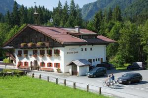 Gasthof Hotel Eiserne Hand - Fieberbrunn