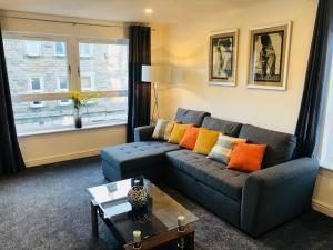 Luxurious Central Flat Close to Princes Street - Hotel - Edinburgh