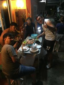 Baan Asree, Nyaralók  Aunang-part - big - 77
