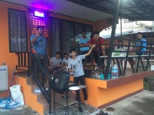Baan Asree, Nyaralók  Aunang-part - big - 75