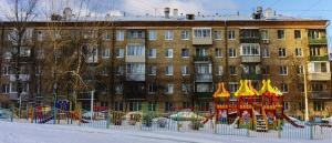 Domumetro na Kahovskoy, Ferienwohnungen  Moskau - big - 10