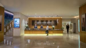 Clayton Hotel Burlington Road, Отели  Дублин - big - 38