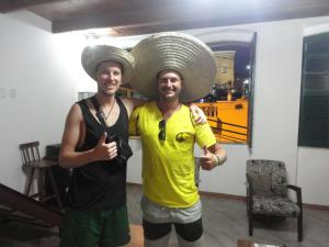 Pousada Pedacinho da Bahia, Гостевые дома  Сальвадор - big - 11