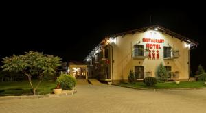 Hotel Axa Travel, Отели  Sebeş - big - 12