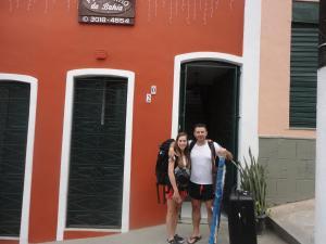 Pousada Pedacinho da Bahia, Гостевые дома  Сальвадор - big - 10