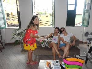 Pousada Pedacinho da Bahia, Гостевые дома  Сальвадор - big - 84