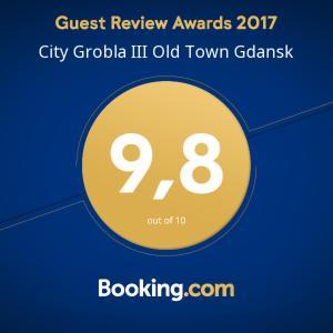 City Grobla III Old Town Gdansk