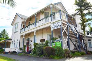 Braemar House B&B and YHA Hostel - Accommodation - Whanganui