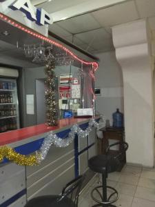 Отель Ахтамар, Курган