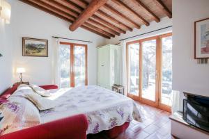 Casa Violet, Апартаменты  Портоферрайо - big - 12