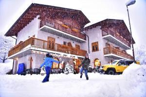 Alpen Hotel Rabbi - AbcAlberghi.com