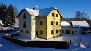 4 hvězdičkový apartmán Apartmány Barto21 Bartošovice v Orlických Horách Česko