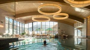 Bergland Design- und Wellnessh..