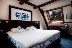 Hotel Die Port van Cleve(Ámsterdam)