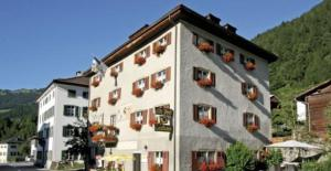 Accommodation in Zillis