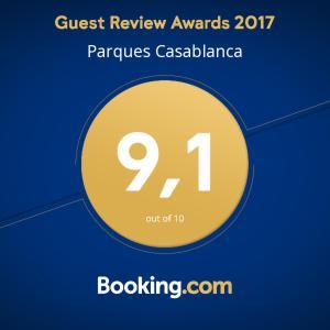 Parques Casablanca, Apartments  Benissa - big - 76
