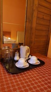 Pension Madara, Bed and Breakfasts  Vídeň - big - 6