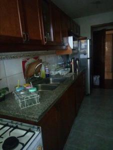 Apto Paseo del Lago, Apartments  Montevideo - big - 7