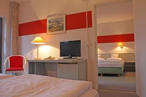 Lindenhotel Stralsund, Отели  Штральзунд - big - 11