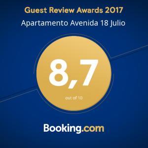 Apartamento Avenida 18 Julio, Appartamenti  Montevideo - big - 38