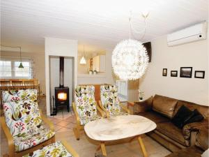 Holiday Home Ulfborg with a Fireplace 9, Case vacanze  Fjand GÃ¥rde - big - 13