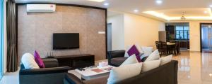 Luxury 4 Bedrooms Suite near Queensbay Mall by D Imperio Homestay, Appartamenti  Bayan Lepas - big - 13
