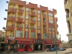 Отель Diana Hotel Hurghada, Хургада