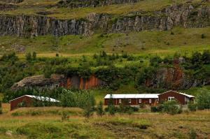 Guesthouse Fljótsdalsgrund, Гостевые дома  Valþjófsstaður - big - 57