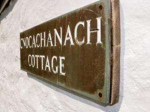 Cnocachanach Cottage, Nyaralók  Polloch - big - 6
