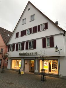 Albergues - Stadt Apartment