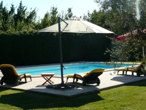 Baguie Roso, Holiday homes  Mouriès - big - 23