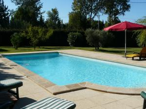 Baguie Roso, Holiday homes  Mouriès - big - 24