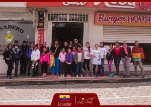 Hostal La Rosa Otavalo, Hostels  Otavalo - big - 53