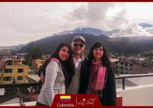 Hostal La Rosa Otavalo, Hostels  Otavalo - big - 55