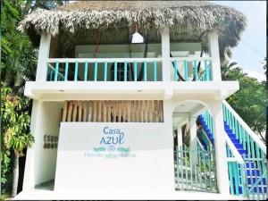 Casa Azul, Hotel  Isola Holbox - big - 33