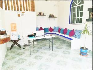 Casa Azul, Hotel  Isola Holbox - big - 35