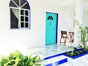 Casa Azul, Hotel  Isola Holbox - big - 39