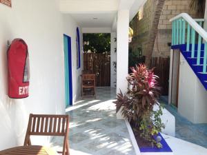 Casa Azul, Hotel  Isola Holbox - big - 36