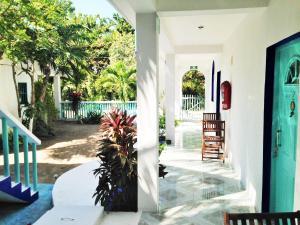Casa Azul, Hotel  Isola Holbox - big - 37