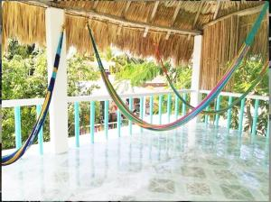 Casa Azul, Hotel  Isola Holbox - big - 22